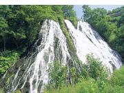 オシンコシン 滝